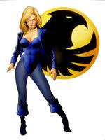 Black Canary by hawk5
