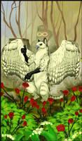 Gryphon Tarot - The Magician by Bailiwick
