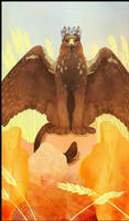 Gryphon Tarot - The Empress by Bailiwick