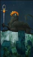 Gryphon Tarot - The Emperor by Bailiwick