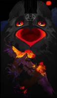 Gryphon Tarot - The Devil by Bailiwick
