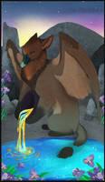 Gryphon Tarot - Temperance by Bailiwick
