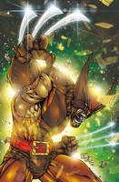 Wolverine Colors by CrisstianoCruz