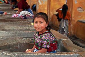 Guatemala child by captnemo42