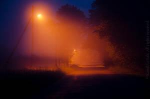 Lights in a mist by vertiser