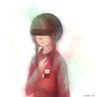 No eyes by Amichiinyan