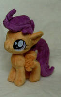 Scoot! Scoot Scootaloo! by Pastelblueunicorn