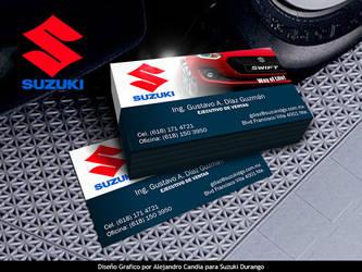 Suzuki Durango by aletspandia