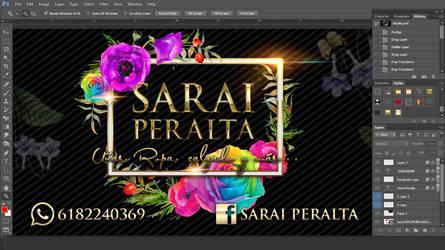 b_card_sarai_peralta by aletspandia