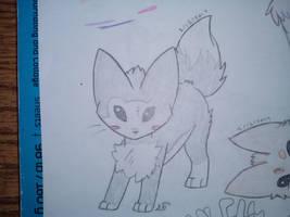 Nuba Plush: Cat by hayyifas