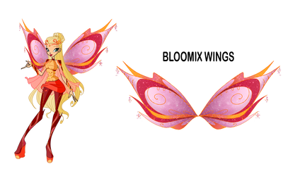 Winx: Bloomix COM by DragonShinyFlame