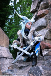 Ice Dragon Hrimeria V3 by Headclouds