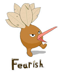 Fearish by LordofZithier