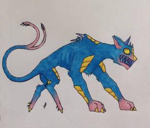 Random Beast by LordofZithier