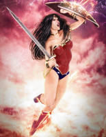 Wonder Woman by darvarq
