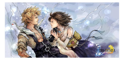 Yuna,I have to go... by kinly