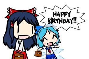 HappyBirthday 7 by tsunetake1012