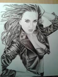Katie  by Dr-Taverner