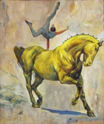 horse by ayanimeya
