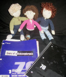 The Diary Gang by NymphadoraBellatrix