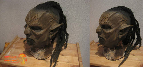Orc Mask 2014 #1 by Rashat