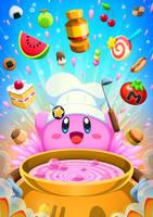 Chef Kirby by Sleepless-Piro