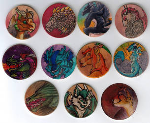Artcoins by LeonaGold