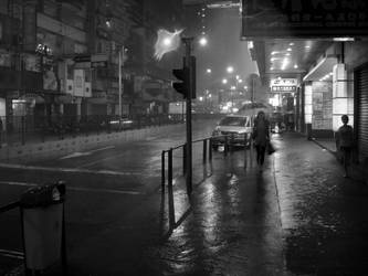 Street-Approaching Typhoon 2 by DenisMurrell
