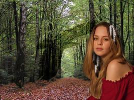 Danica Shardae by RealLifeSuicideBlond
