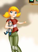 Penny Gadget's by Bluevelvet07