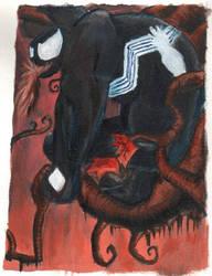 Venom in Autumn by True-Lynk