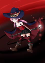 Sorceress FEZentry by True-Lynk