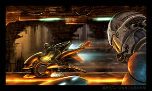Dragonfly Monocycle by sekido54