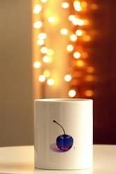 My Rainbow Cherries Mug Collections by THE-LEMON-WATCH