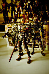S.I.C Kamen Rider Faiz by seanlon