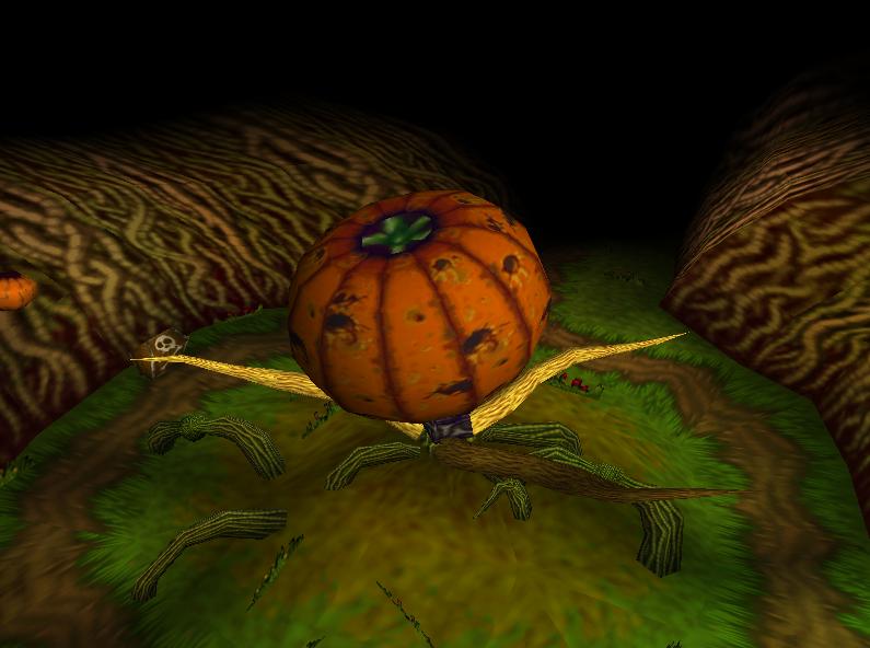 Pumpking by creepermin3