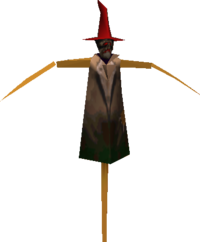 Scarecrow by creepermin3