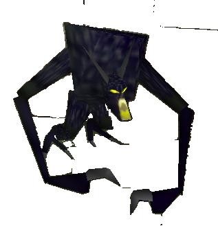 ShadowDemon by creepermin3