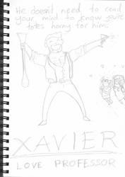 Van Wilder: Legend of Xavier by VonPatrickStudios