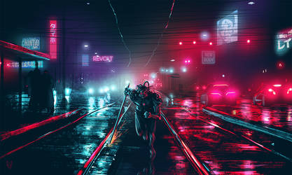 RUN by RabidBlackDog