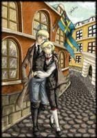 Like old good marriage by BeArcik