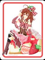 Strawberry Shortcake - Yummy Cherry by erangvee