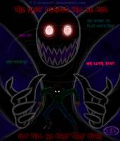 Echo!Cry Enraged by EvilVixen05