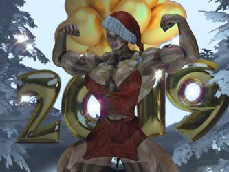 Happy New Year ! by alessandro2012