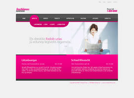 Web Template 17 by IkeGFX