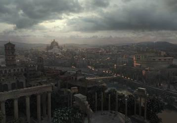 Rome by gillesbeloeil