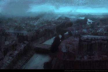 La Seine. by gillesbeloeil