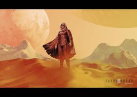 Bertrand Dune by Ariel-X