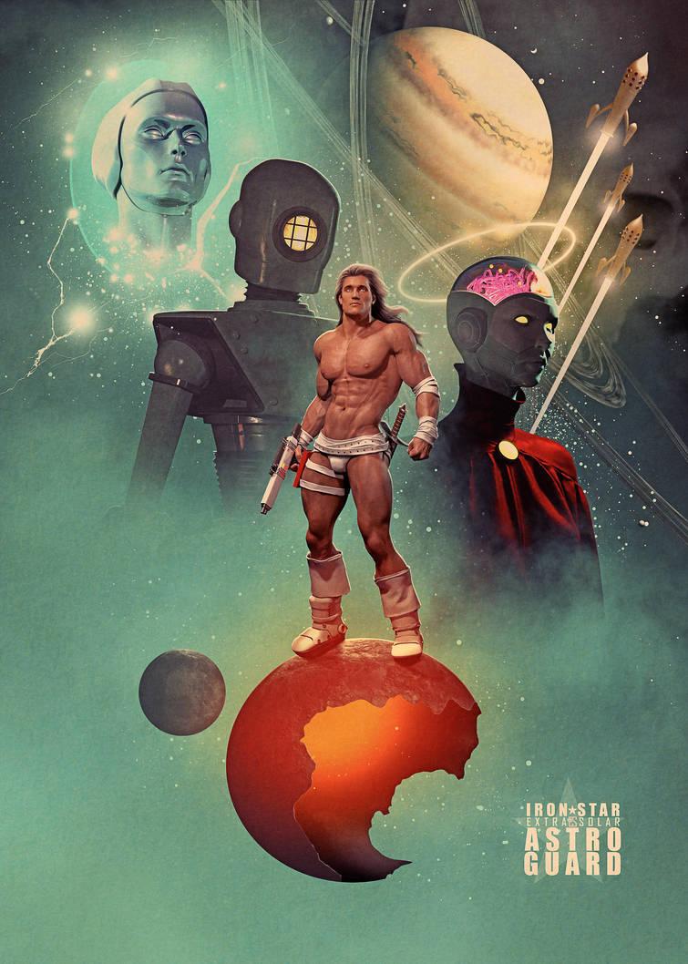 Astro Guard by Ariel-X