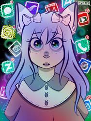 App Crazy- Nova by JellysArt